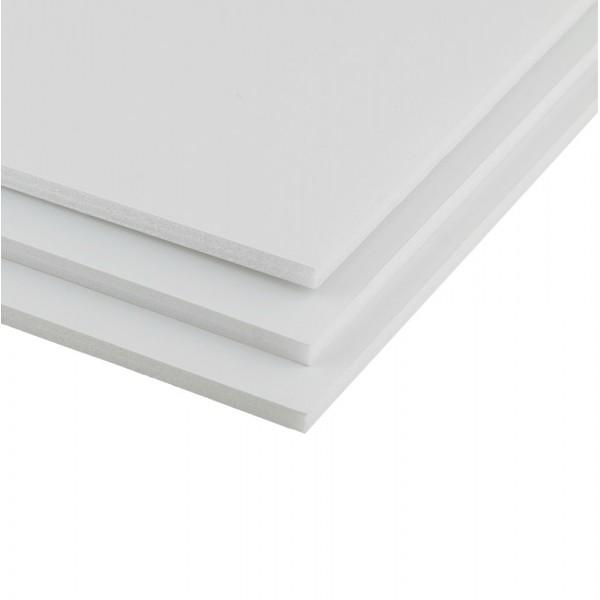 Пенокартон 50 х 50 см, толщина картона 3мм