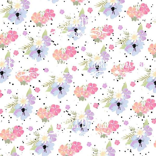 """Лист двусторонней бумаги 30*30  из коллекции """"Summer holiday"""" от Фабрики Декору, SH1"""