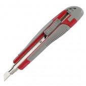 Нож канцелярский мощный Аксент 9 мм, арт. 6701
