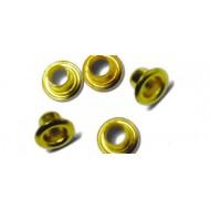 Люверс 1 шт , (золотой) арт. 09707