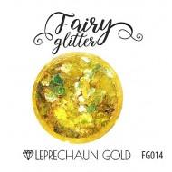 Глиттер серии FairyGlitter, Leprechaun Gold, 15гр