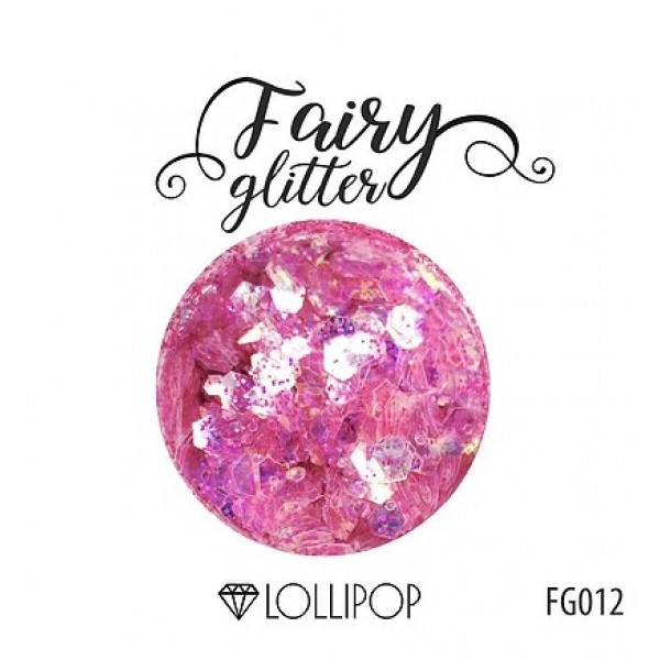 Глиттер серии FairyGlitter, Lollipop, 15гр