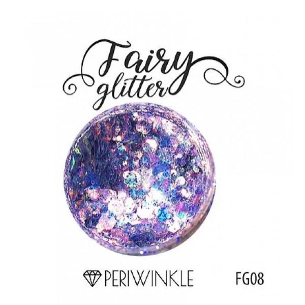 Глиттер серии FairyGlitter, Periwinkle, 15гр