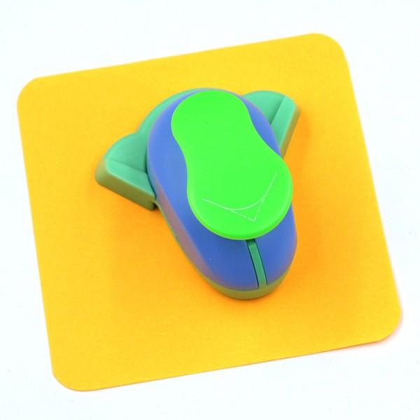Фигурный дырокол скруглитель угла 2.5 см