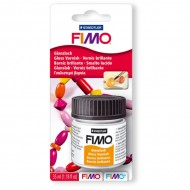 Глянцевый лак FIMO для запекаемой глины на водной основе, 35мл арт. 8704-01BK