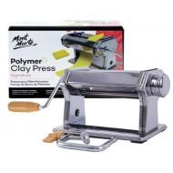 Паста-машина для раскатывания полимерной глины