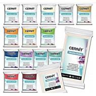 Полимерная глина CERNIT TRANSLUCENT