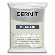 Полимерная глина CERNIT METALLIC 56 г. (080 - серебро)