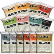 Полимерная глина CERNIT METALLIC