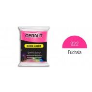 Полимерная глина CERNIT NEON 56 г., 922 - фуксия