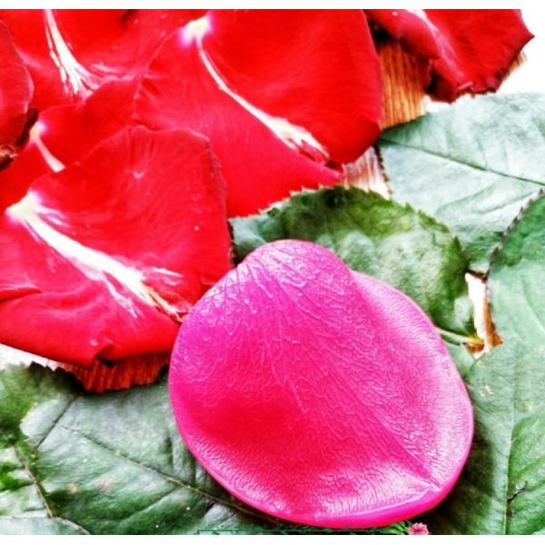 Молд лепесток розы средний реалистичный (5,5*5,5см) арт. lr49