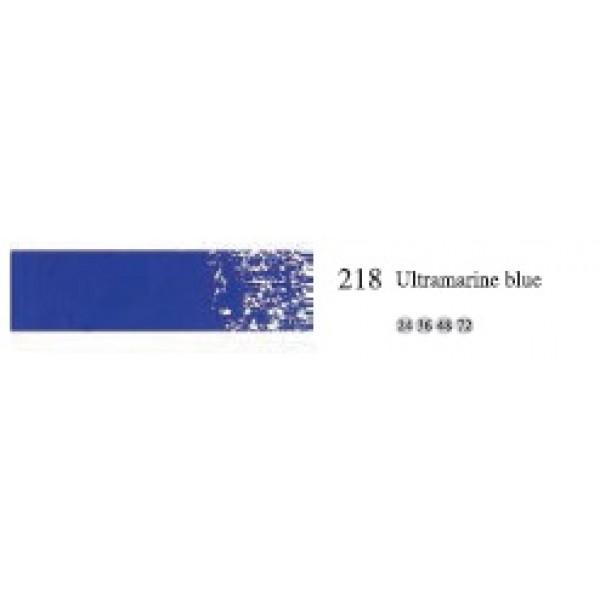 Пастель масляная мягкая профессиональная MUNGYO, №218 Ультрамарин синий