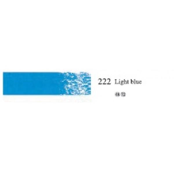 Пастель масляная мягкая профессиональная MUNGYO, №222 Светло-синий