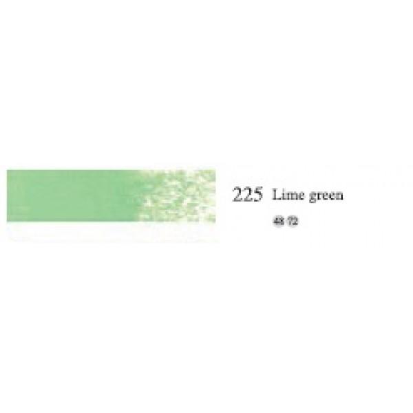 Пастель масляная мягкая профессиональная MUNGYO, №225 Лайм-зеленый