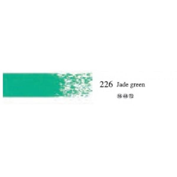 Пастель масляная мягкая профессиональная MUNGYO, №226 Нефритовый синий
