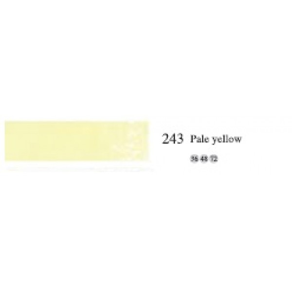 Пастель масляная мягкая профессиональная MUNGYO, №243 бледно-желтый