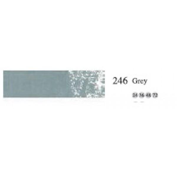 Пастель масляная мягкая профессиональная MUNGYO, №246 серый
