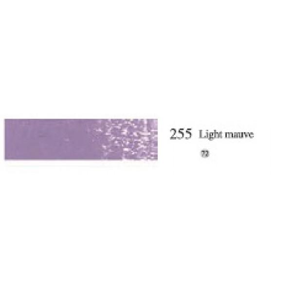 Пастель масляная мягкая профессиональная, №255 светло-лиловый
