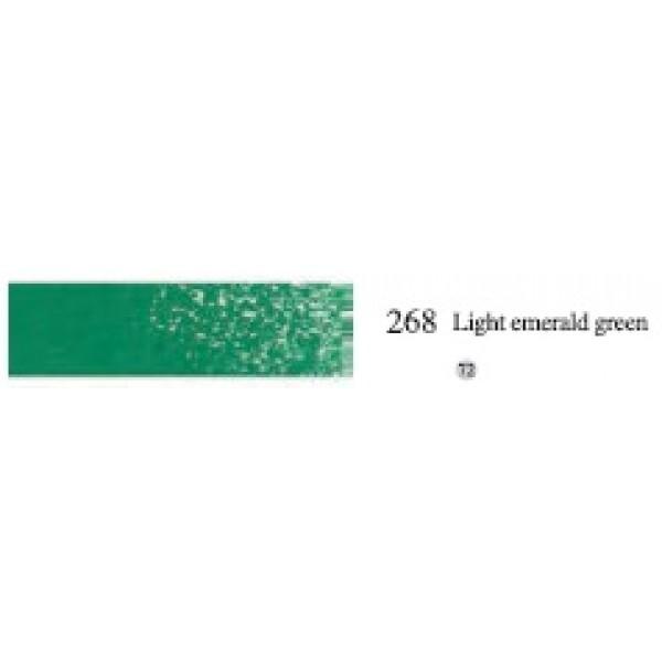 Пастель масляная мягкая профессиональная MUNGYO, №268 Светлый изумрудно-зеленый