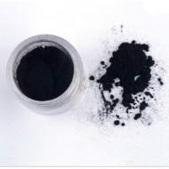 Флок пудра, пыльца бархатная, 10 гр, цвет: черный