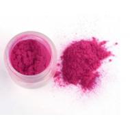 Флок пудра, пыльца бархатная, 10 гр, цвет: фуксия