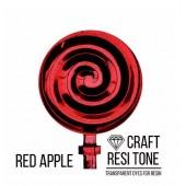 Прозрачный краситель для эпоксидной смолы CraftResinTint, Красное яблоко, 10 мл