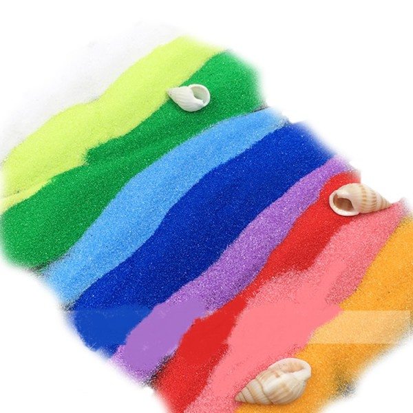 Цветной песок для эпоксидной смолы