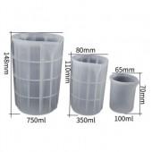 Силиконовый стакан для замешивания смолы, 100мл, 1 шт