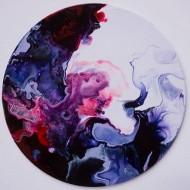 Жидкий акрил (fluid art)