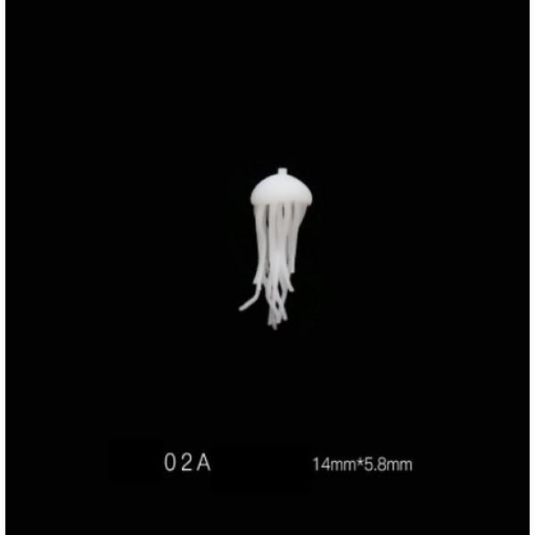 Медузы, мини - фигурки для эпоксидной смолы, арт. 01-03A