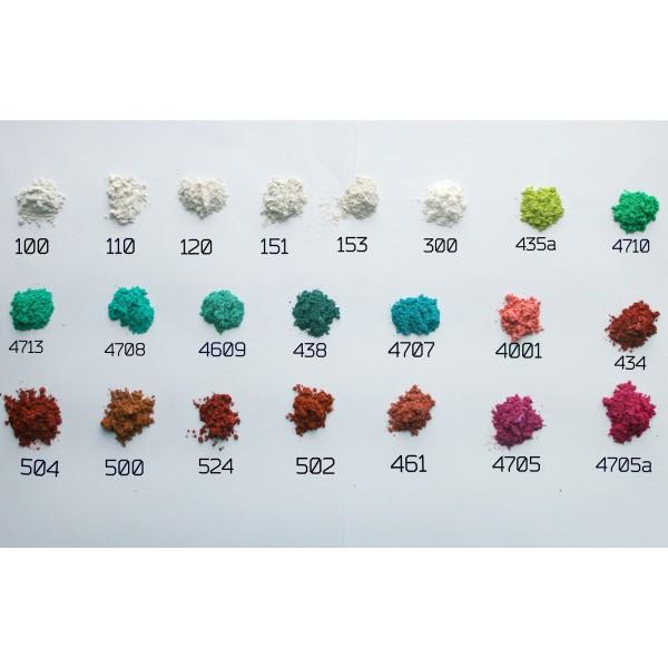 Пигмент красящий для смолы 5 мл, цвет на выбор арт. CSZGF-1