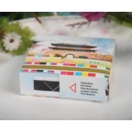 Уголки для фотографий для скрапбукинга, 16 мм, 250 шт, цвет: черный