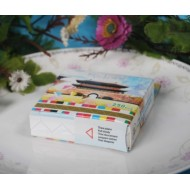 Уголки для фотографий для скрапбукинга, 16 мм, 250 шт, цвет: прозрачный