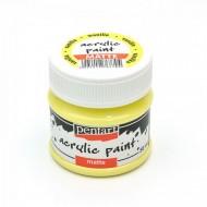 Краска Pentart матовая акриловая ваниль, 50мл арт. 14105