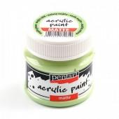 Краска Pentart матовая акриловая мохито, 50мл арт. 20993