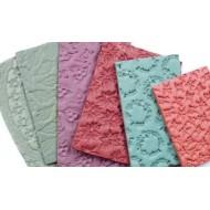 Текстурные листы для полимерной глины