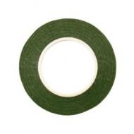 Тейп Лента, темно зеленая, арт. 301