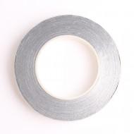Тейп Лента, серебряная, арт. 3012