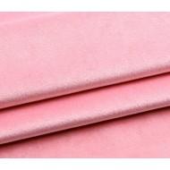 Бархатная ткань, пл.230 гр, р-р 35х50 см, цвет: розовый