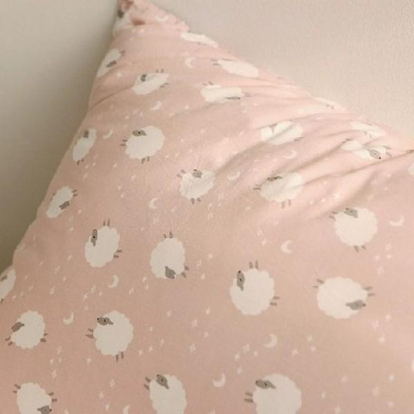 "Ткань хлопок DailyLike ""Ночная овечка"",  ширина 160 см, плотность 120 г.м арт. 205"