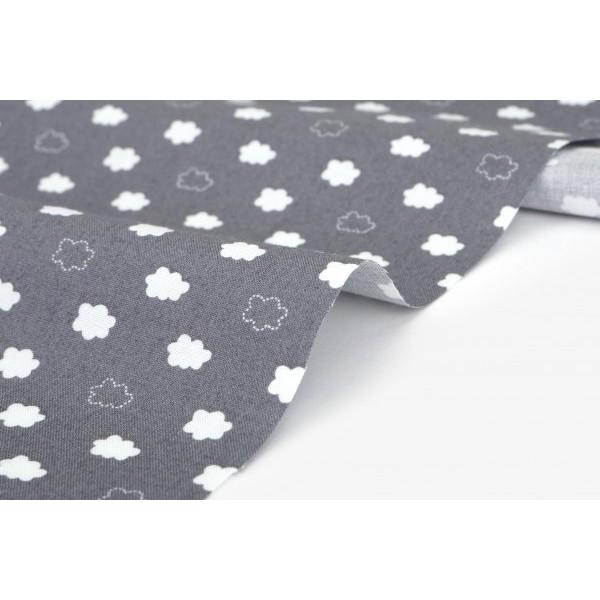 """Ткань хлопок DailyLike """" Skunk"""", ширина 110 см, плотность 165 г.м арт. 495"""