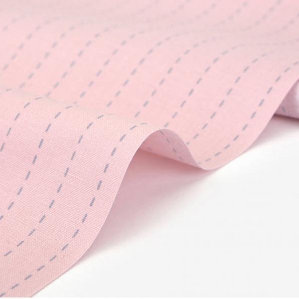 "Ткань хлопок DailyLike ""Розовый мир"", ширина 110 см, плотность 120 г.м арт. 520"