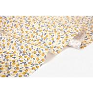 """Ткань хлопок DailyLike """"Мандарины"""", ширина 110 см, плотность 165 г.м арт.620"""