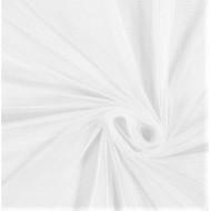 Фатин мягкий, еврофатин, длина 50 х 75 см, цвет: белый