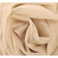 Фатин мягкий, еврофатин, длина 50 х 75 см, цвет: песочный
