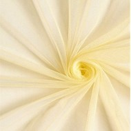 Фатин мягкий, еврофатин, длина 50 х 75 см, цвет: кремовый