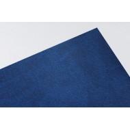 Переплетный кожзам (Италия), цвет темно - синий, арт. 4716