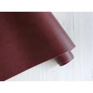 Переплетный кожзам, тиснение кожа, цвет: красно-коричневый, арт. armonia_3