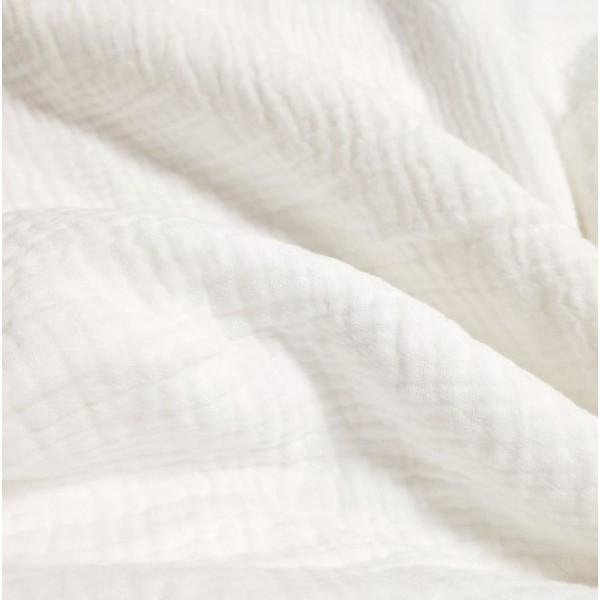 Муслин хлопок, цвет молочный арт. mus03