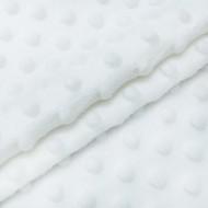 Плюш Минки, размер: 45х50см, цвет: белый